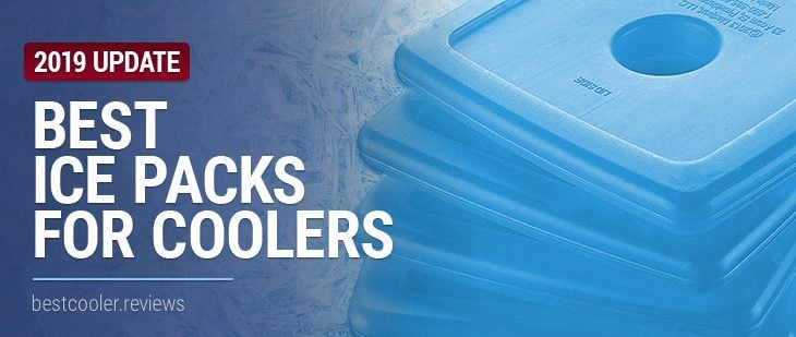 best ice packs for coolers 2019