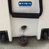kysek coolers hose-sized plug