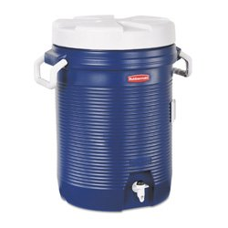 5 Gallon Modern Blue Water Jug Cooler