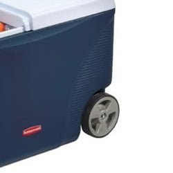 Rubbermaid DuraChill cooler All-Terrain Wheels