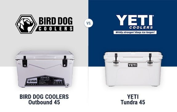 bird dog coolers vs yeti