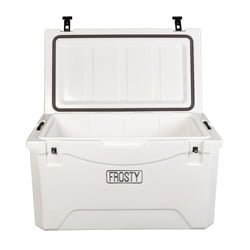 frosty seal latches cooler