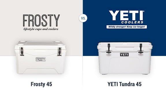 frosty vs yeti