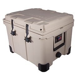 icehole rotomolded cooler