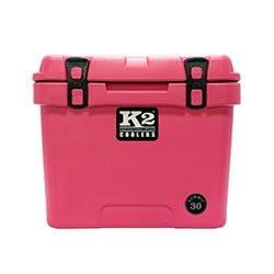 k2 pink cooler