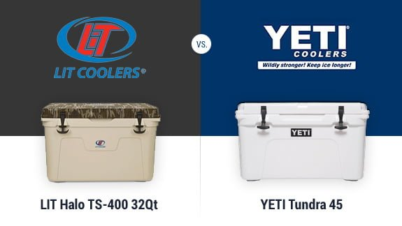 LIT Coolers vs Yeti
