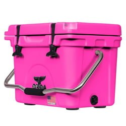 orca pink cooler