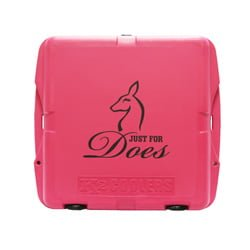 pink k2 ice chest