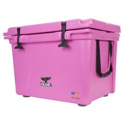pink orca ice chest 58