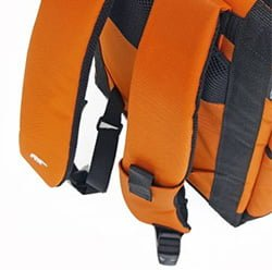 polar bear backpack cooler straps