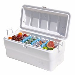 rubbermaid 102 gott marine cooler