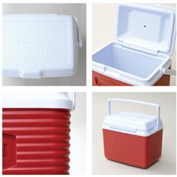rubbermaid 10qt icechest