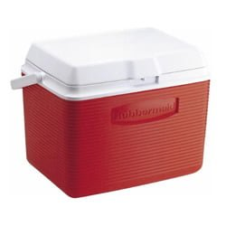 rubbermaid 24qt Cooler