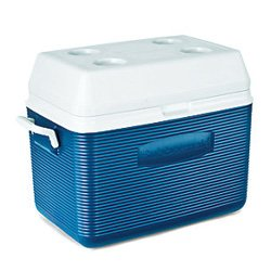 rubbermaid 54qt Cooler