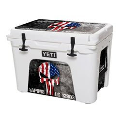 Yeti And Other Coolers Decals Stickers Wraps Skins