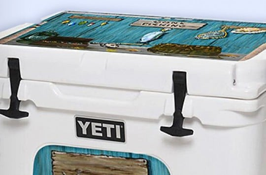 yeti decals stickers wraps skins