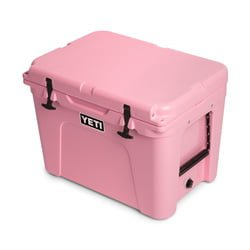 yeti pink cooler 50 qt