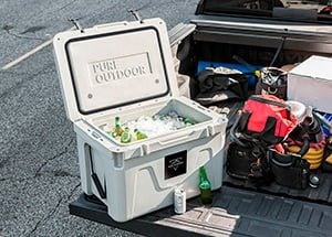 Pure Outdoor Cooler Review - What The Monoprice's Ice Chest Has To