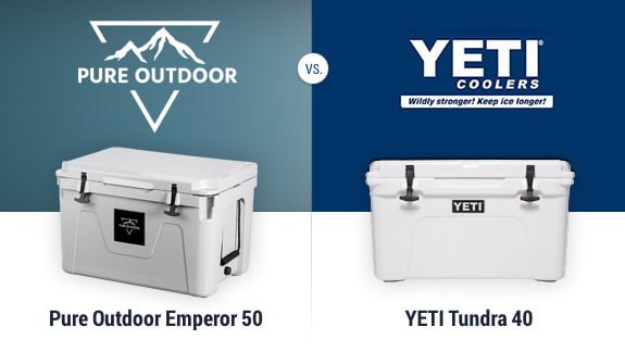 Pure Outdoor vs yeti