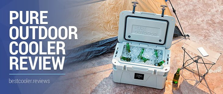 Pure outdoor cooler