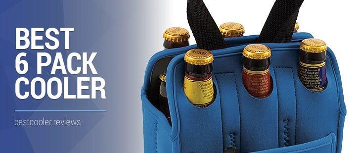 best six pack cooler
