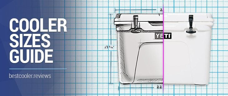 Cooler Sizes - From Small to Large Coolers, An In-Depth Guide to