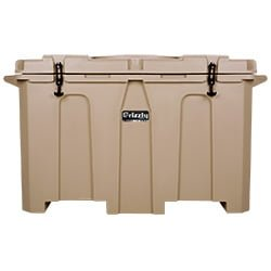 grizzly huge 400 qt cooler