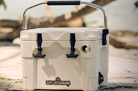 igloo sportsman cooler