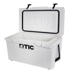 rtic roto-molded 45 cooler