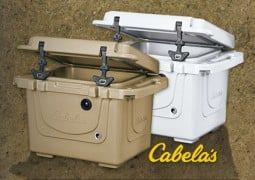 Cabela's cooler review