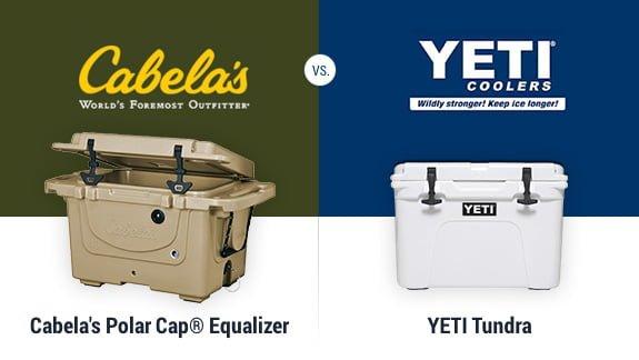 Cabela's vs Yeti