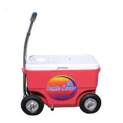 Non Motorized Ride-able Cooler Wagon