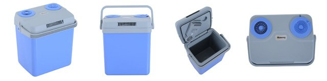 Outsunny AC/DC Thermoelectric Portable Cooler