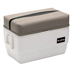 Wise 48 Quart bench Igloo Cooler