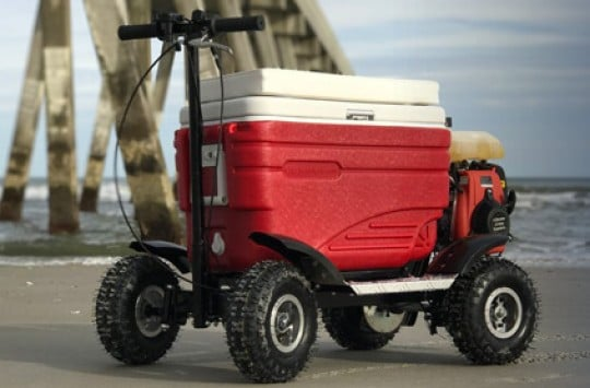 best motorized cooler scooter