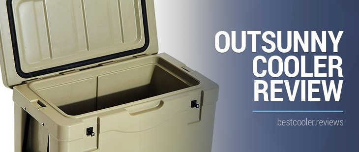outsunny cooler review