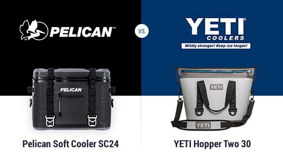 pelican soft vs yeti hopper