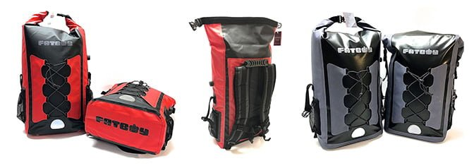 Fatboy Backpack Soft Cooler Floating Dry Bag