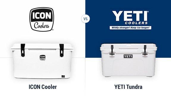 ICON vs yeti