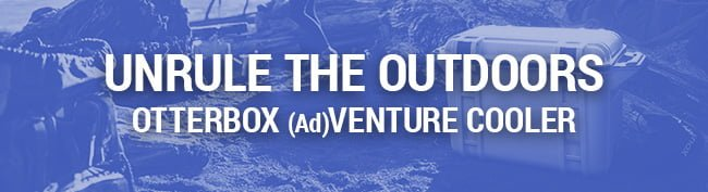 Otterbox Venture ice chest rotomolded