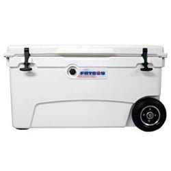 fatboy 70 quart wheeled cooler