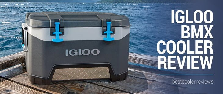 Igloo BMX cooler review
