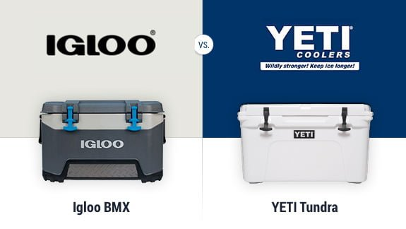 igloo bmx vs yeti
