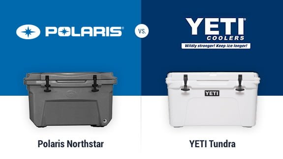 polaris cooler vs yeti