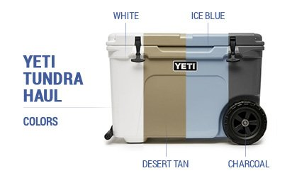 colors Yeti Tundra Haul