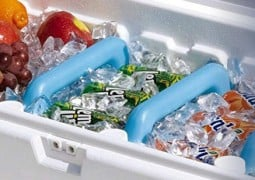 Cooler Packing
