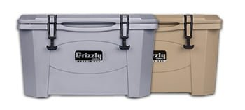 how to pack a cooler Two Coolers
