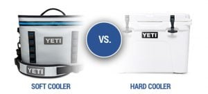 soft cooler or hard cooler