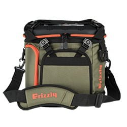 grizzly soft cooler 20