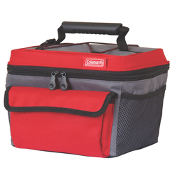 Coleman soft sided cooler